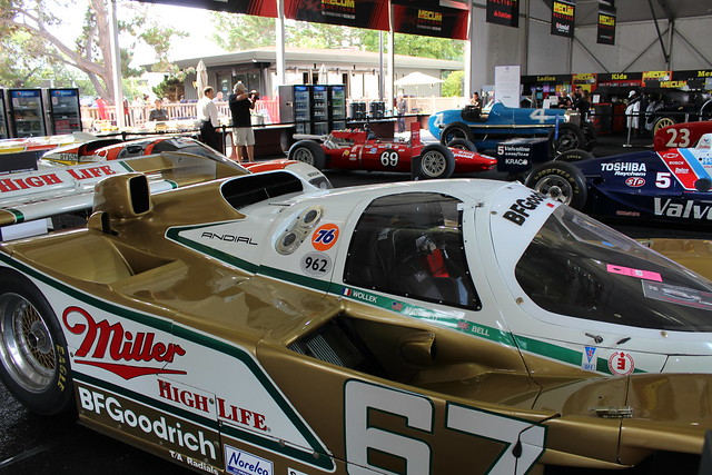 Monterey Car Week 2016: Mecum Auction
