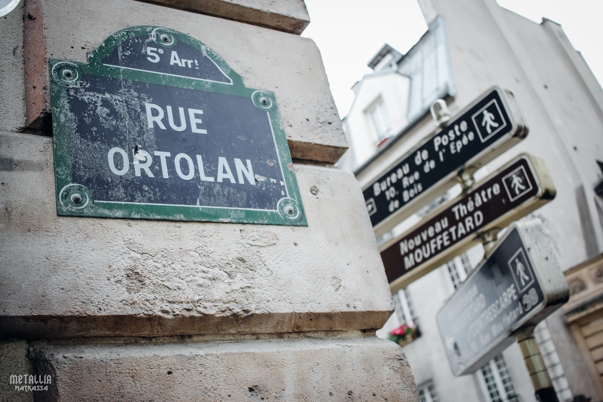 paris, rue ortolan, pariisi