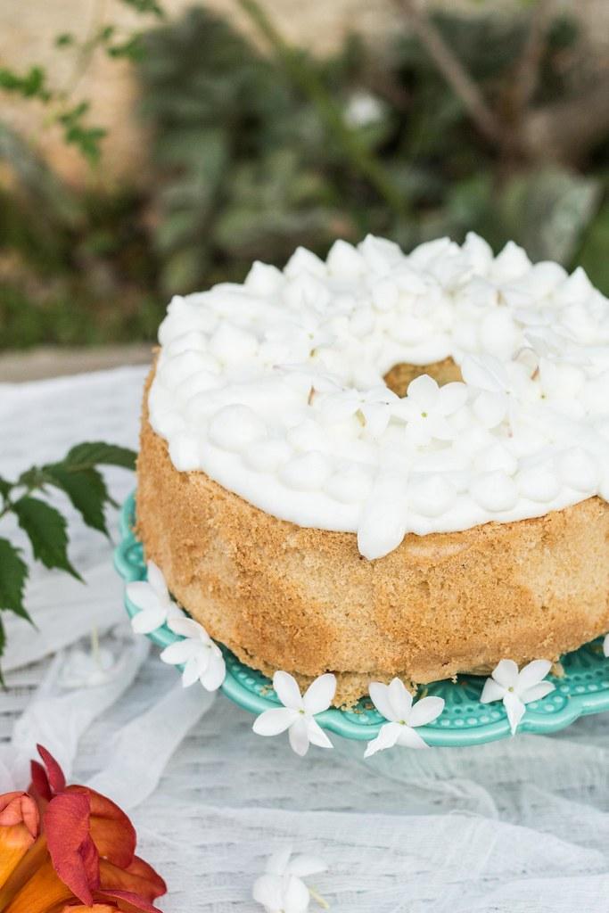 Chiffon cake senza glutine 6798