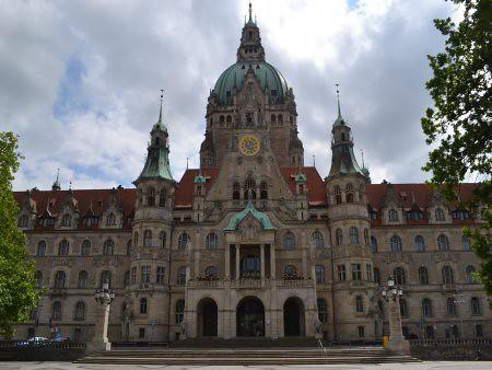 Rathaus 2 locuri de vizitat in Hanovra