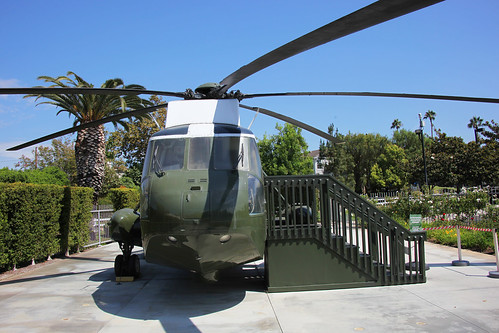 Nose - Nixon Helicopter - Richard Nixon Presidential Library and Museum | by Tim Evanson