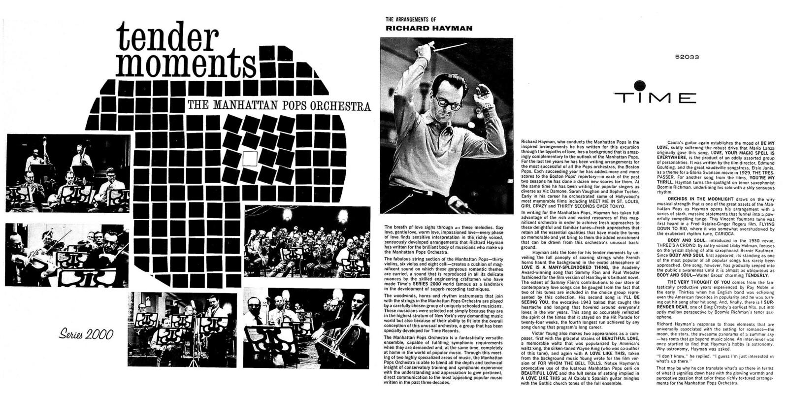 Richard Hayman - Tender Moments