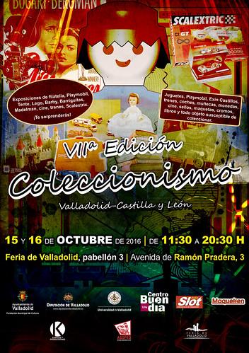 VII Edición de Coleccionismo