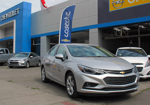 Chevrolet Cruze Turbo 2017