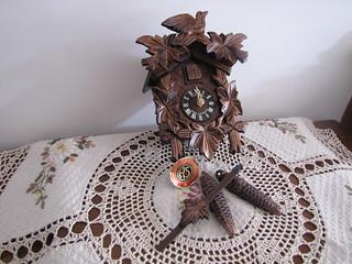 Reloj Cucu Selva Negra