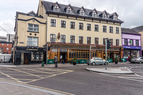 Barrack Street (Cork) - The Flying Enterprise Pub