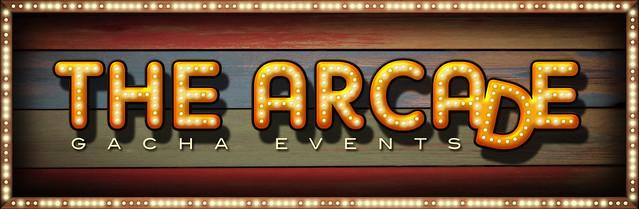 The Arcade Gacha Events