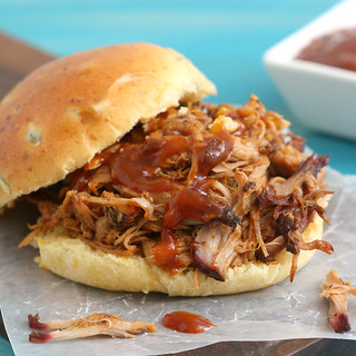 Coffee-Chipotle Pulled Pork | by Tracey's Culinary Adventures