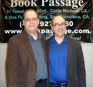 Mick LaSalle at Book Passage | by Book Passage Bookstore