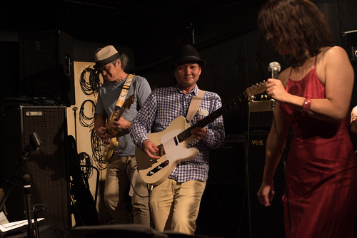 MARKEY'S BLUES PROJECT live at ZZ, Tokyo, 12 Sep 2016 -00137