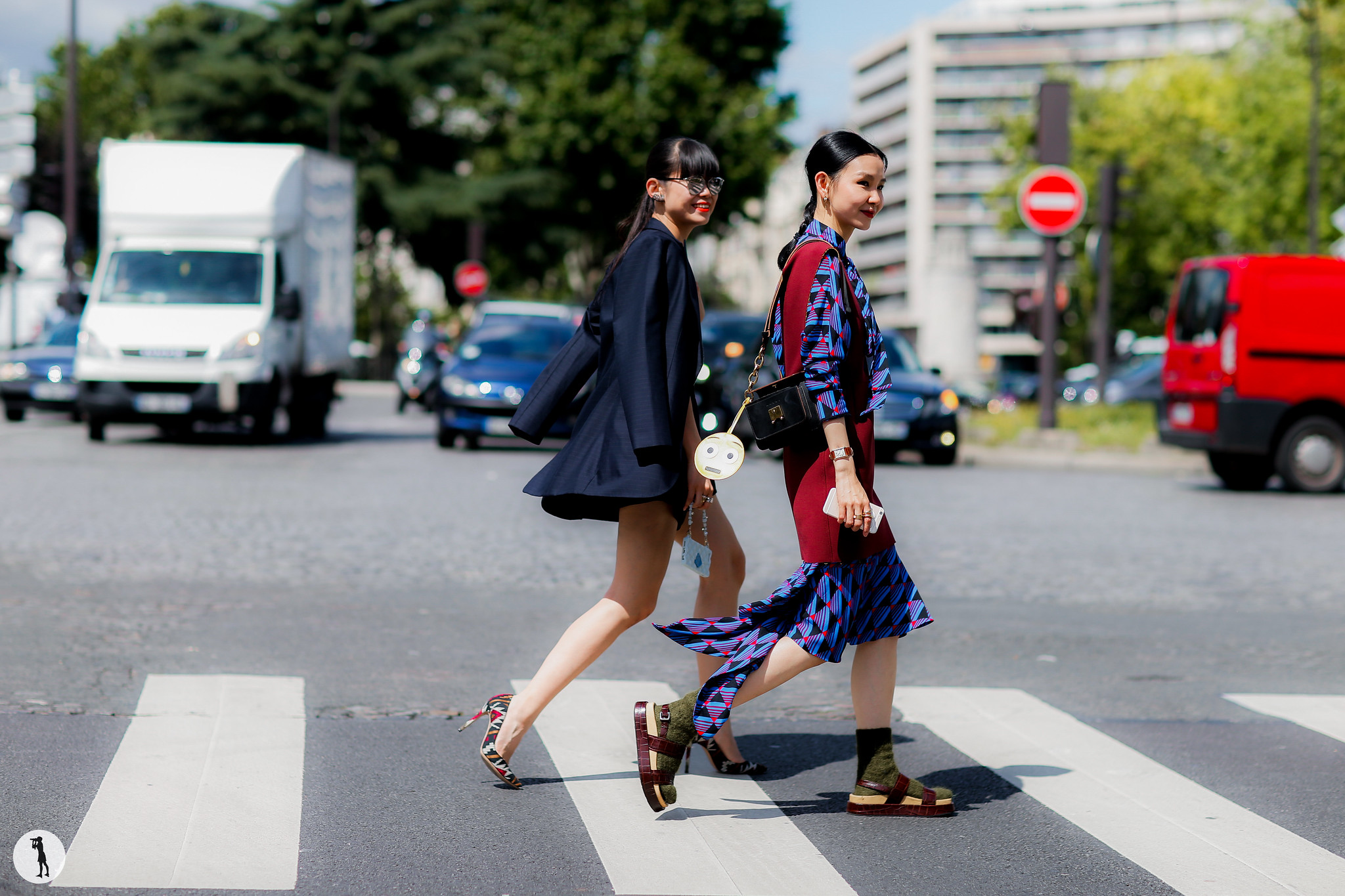 Leaf Greener and Sheery Shen - Paris Fashion Week Menswear SS17 (3)