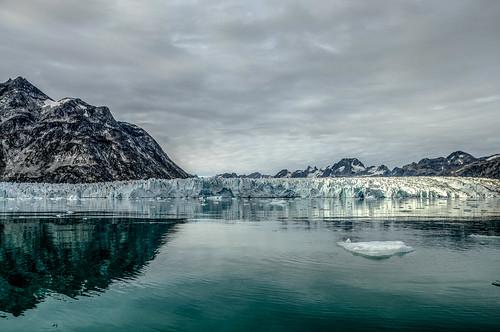 Knud Rasmussen Glacier, Greenland