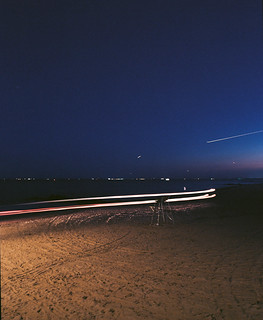 light trails and shooting stars | by jillysp