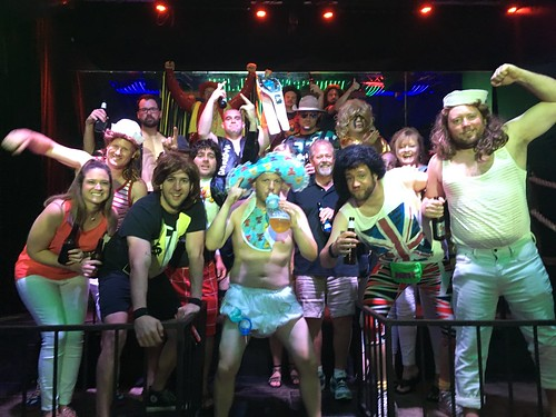 Mike's Bachelor Party NOLA 2016
