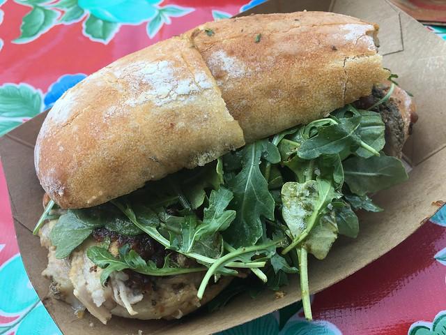 Porchetta sandwich - Roli Roti