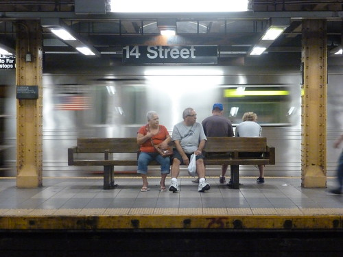 201208068 New York City subway station '14th Street' | by taigatrommelchen