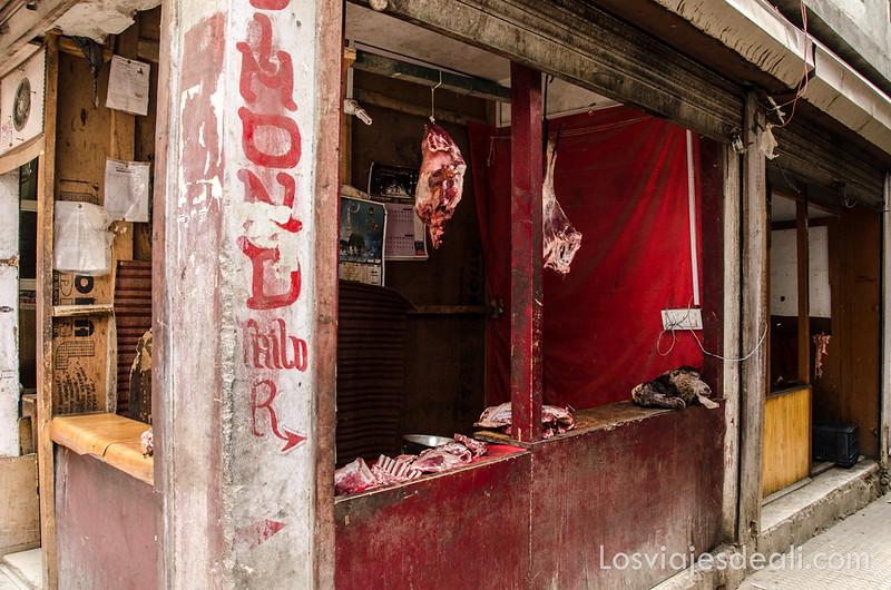 carnicería de Leh