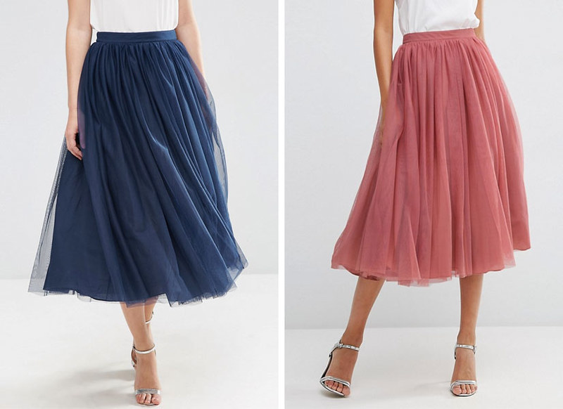 Capsule Wardrobe Pieces That Suit All Body Shapes & Sizes - No.3 Midi Skirts | Not Dressed As Lamb