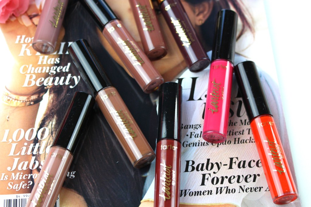 Tarteist™ Lip Paints, Tarteist™ Lip Paint, Tarteist™ Lip Paint review, liquid lipstick, Tarte liquid lipsticks, high end liquid lipsticks, lip paints, lip products, lipsticks, best lipsticks, liquid lipstick to buy at Sephora, what liquid lipstick to buy at Sephora