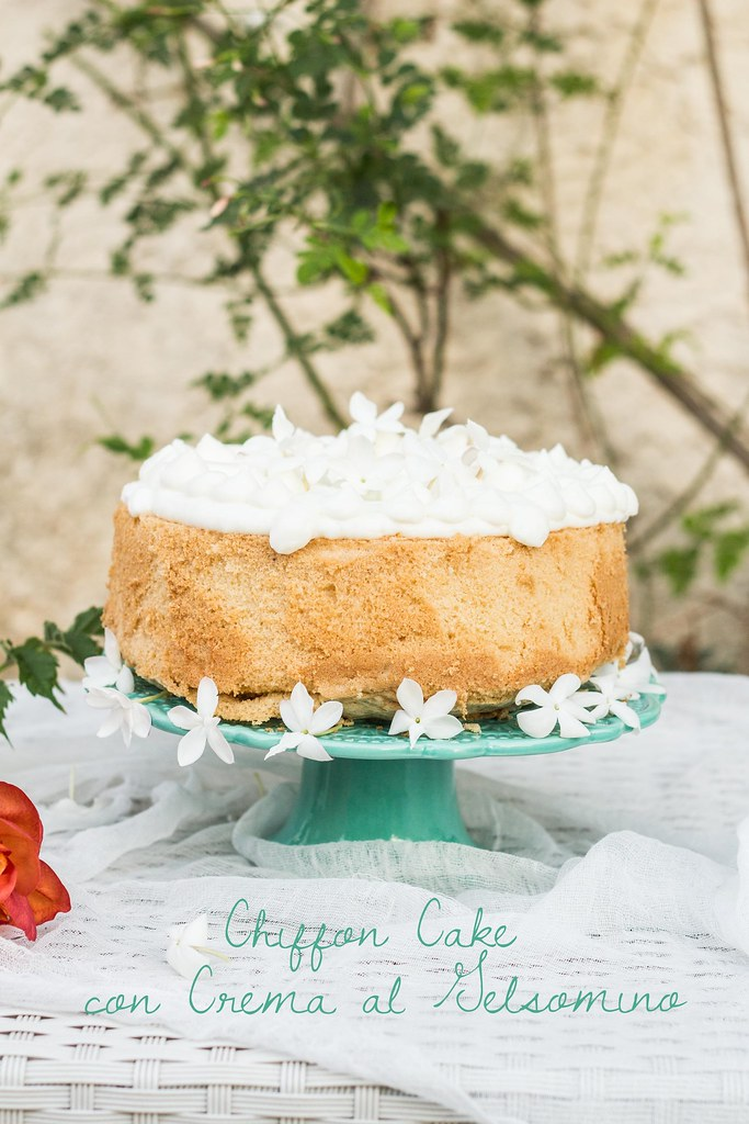 Chiffon cake senza glutine 6791