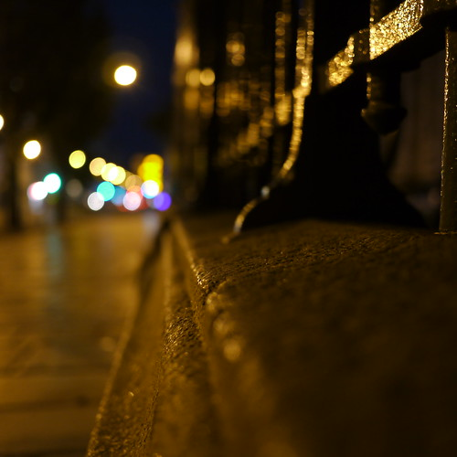 Rennes in the Night | by –tradewinds•>