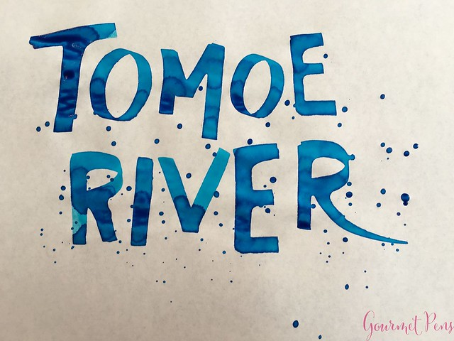 Review Tomoe River A4 Tablets Cream & White @GouletPens 2