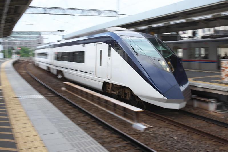 Tokyo Train Story 京成スカイライナー 2016年7月18日