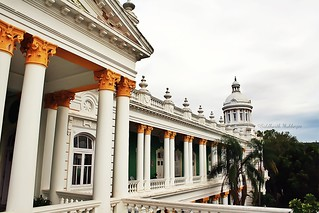 Right wing of the Palace | by siddharthx