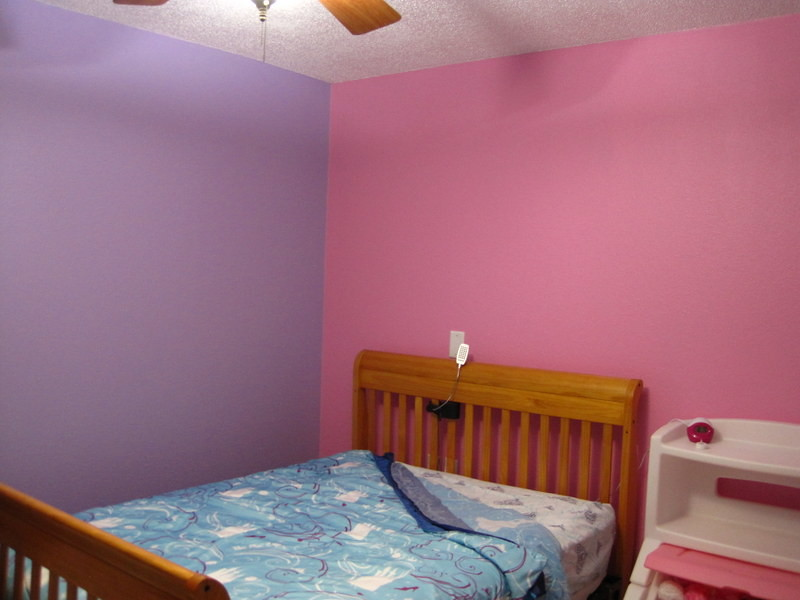 Painting Room - pink and purple 031