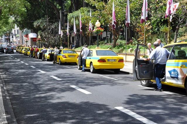 wer sein Taxi liebt, schiebt!
