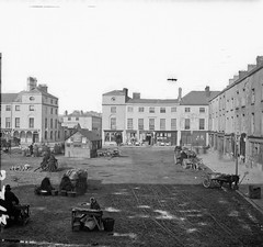 Mystery Market = Grattan Square, Dungarvan!