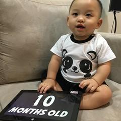 Zafeer @ 10 Months