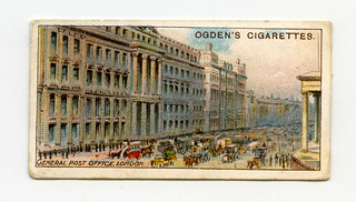 'The General Post Office.' - Ogden's Cigarette Card | by The Postal Museum