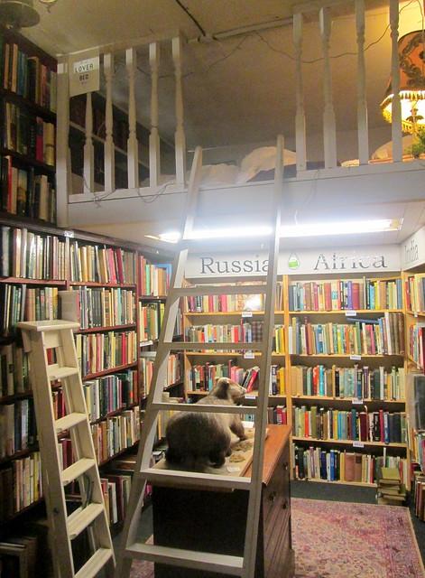 a bookshop