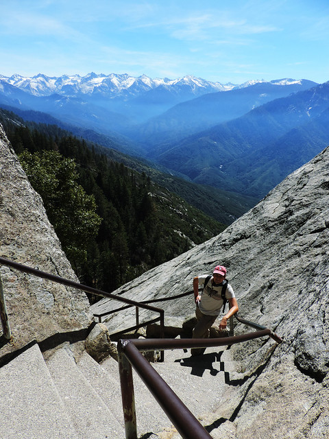 Moro Rock, California