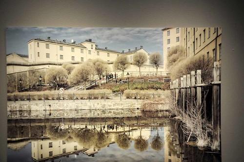 Fängelsets äldsta del är från sent 1700-tal. Vad händer med miljön om flyglarna rivs och bostäder byggs tätt intill.