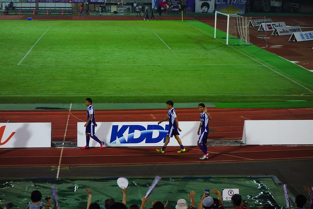 2016/08 J2第29節 京都vs町田 #07