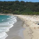 Praia de Barra (Península do Morrazo)