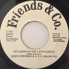 EDDIE DRENNON & B.B.S. UNLIMITED(LABEL SIDE-B)