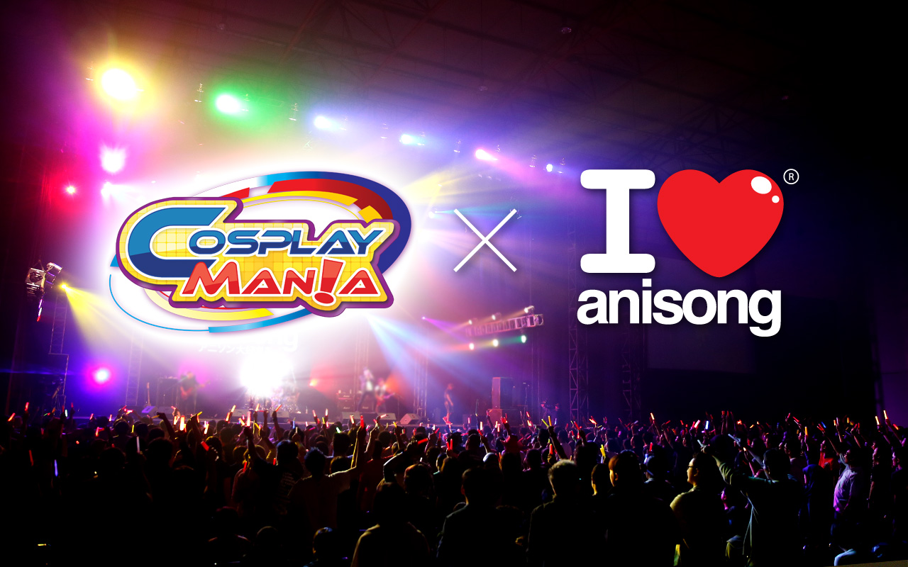 Cosplaymania x I Love Anisong 2016