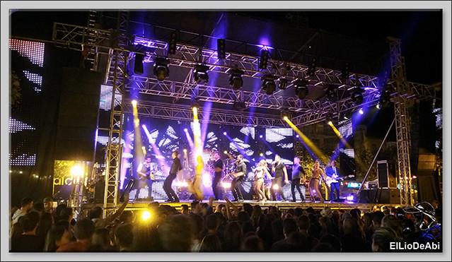 Briviesca en Fiestas 2016 Orquesta Esmeralda