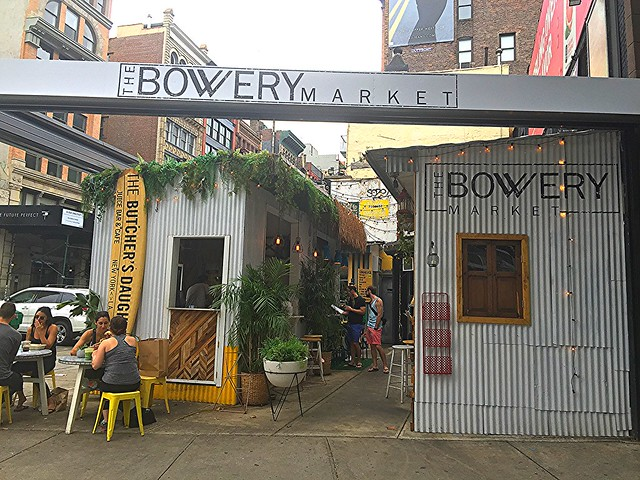 The Bowery Market, NYC