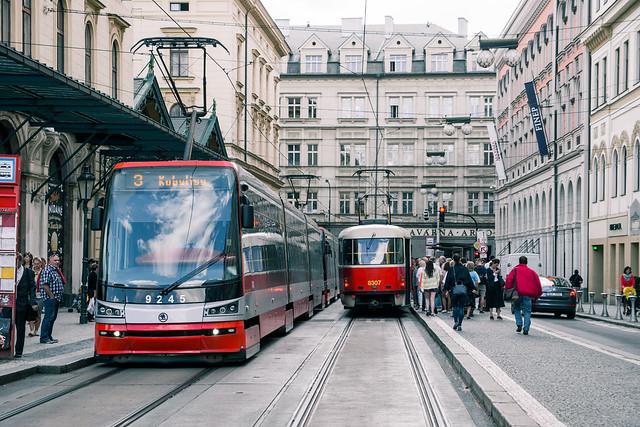 捷克/布拉格–交通指南/懶人包/機場/地鐵/電車/巴士/鐵路