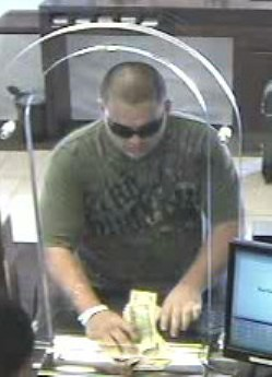 Suspect in Chase Bank Robbery | by Bedford Bowery