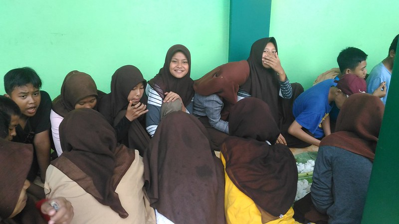SMPI Al-Kautsar - Bakar ayam kelas IX - 2016