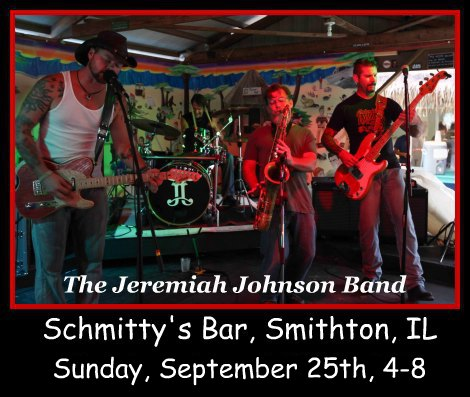 The Jeremiah Johnson Band 9-25-16