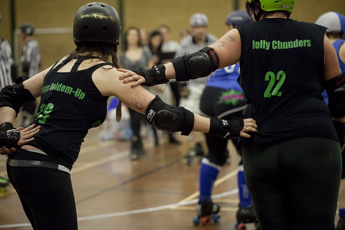 Roller Derby 086 | by neonbubble