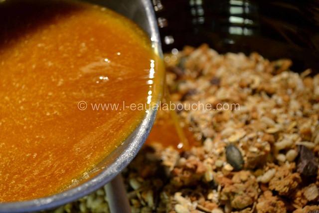 Barre de Céréales Maison © Ana Luthi Tous droits réservés 13