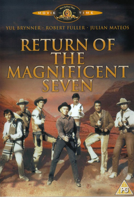 Return of the Magnificent Seven - Poster 7