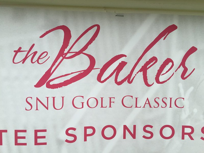 2016 David Baker Golf Classic
